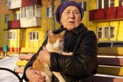 Aunt Valya and Extraordinary Cat
