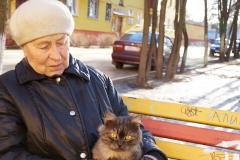 Aunt Valya and Zosim